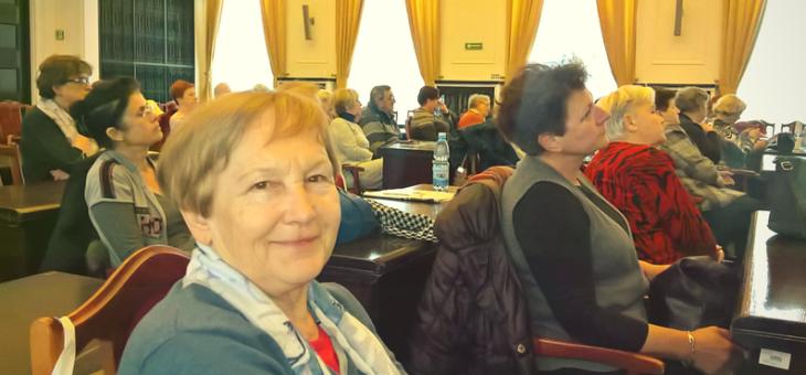 spotkanie Akademii Kultury Seniorów