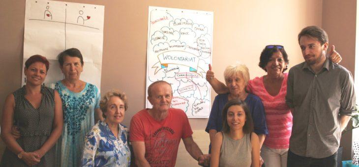 szkolenia dla wolontariuszy AWS
