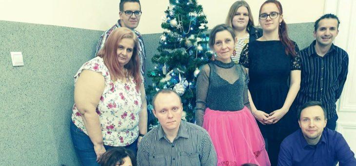 spotkanie świąteczne wolontariuszy