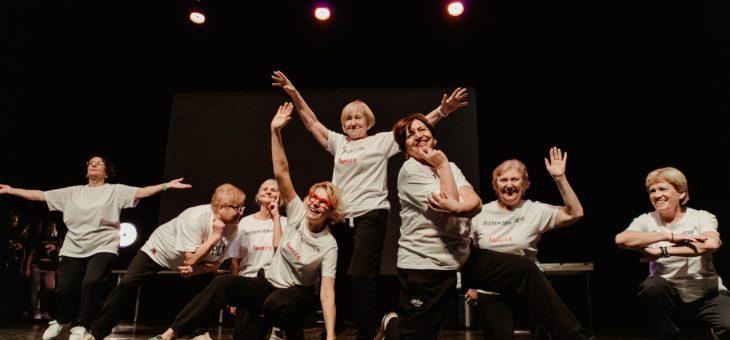 warsztaty taneczne dla wolontariuszy