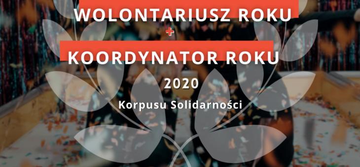 konkurs Wolontariusz i Koordynator Roku