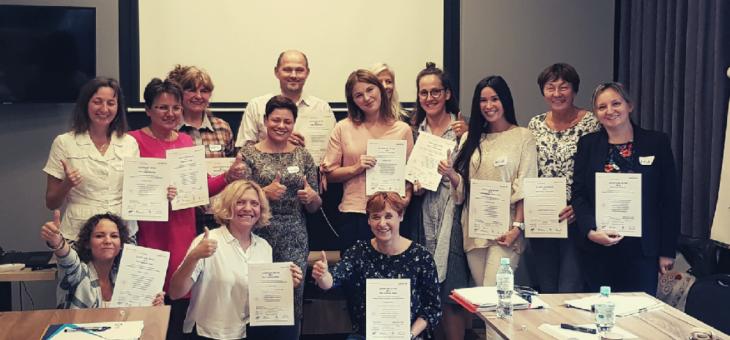 Szkolenie rozwijające dla koordynatorów wolontariatu
