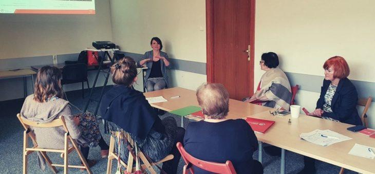 Lokalne spotkanie z wolontariatem