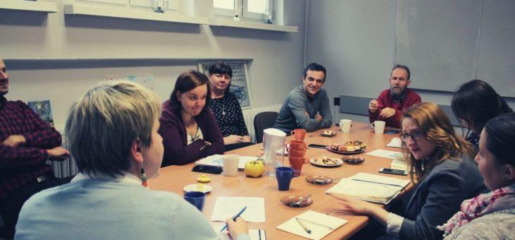 spotkanie Lokalnej Koalicji Wolontariatu – Bełchatów