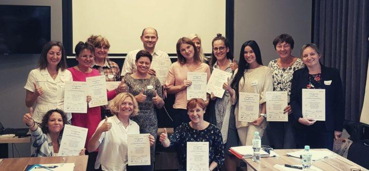 """szkolenie podstawowe dla koordynatorów wolontariatu """"ABC wolontariatu"""""""