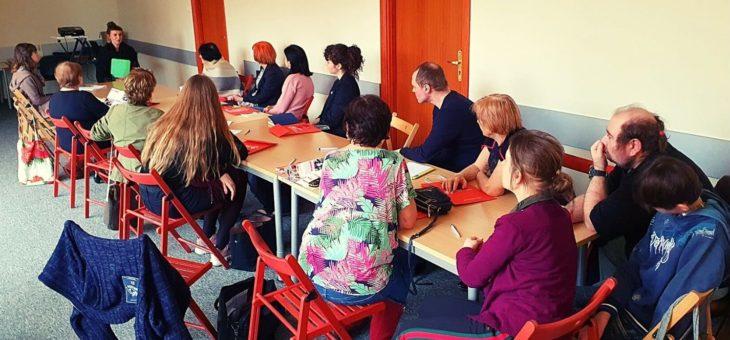 kwartalne zebranie wolontariuszy